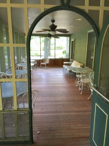 GBI Screened Porch